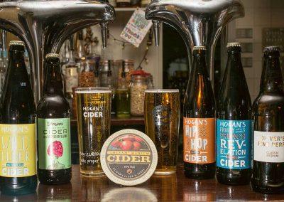 Drinks at The Railway, Cheltenham - Cider