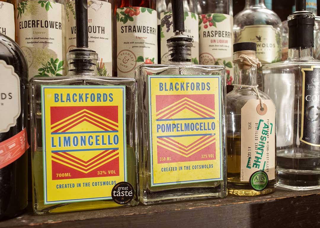 Drinks at The Railway, Cheltenham - Spirits, Absinthe